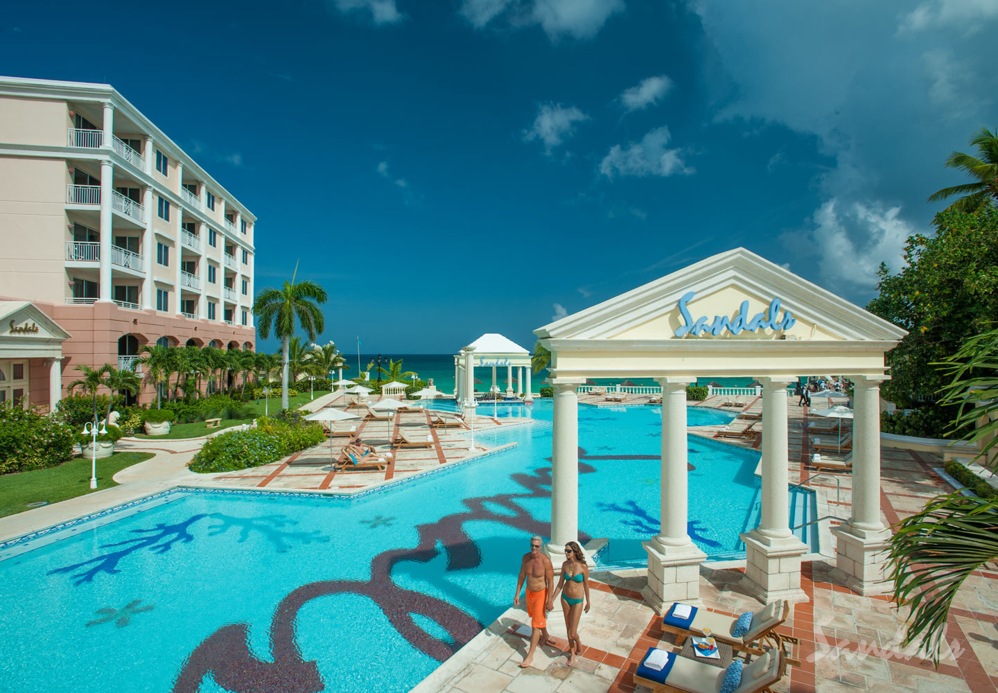 Travel Agency All-Inclusive Resort Sandals Royal Bahamian 096