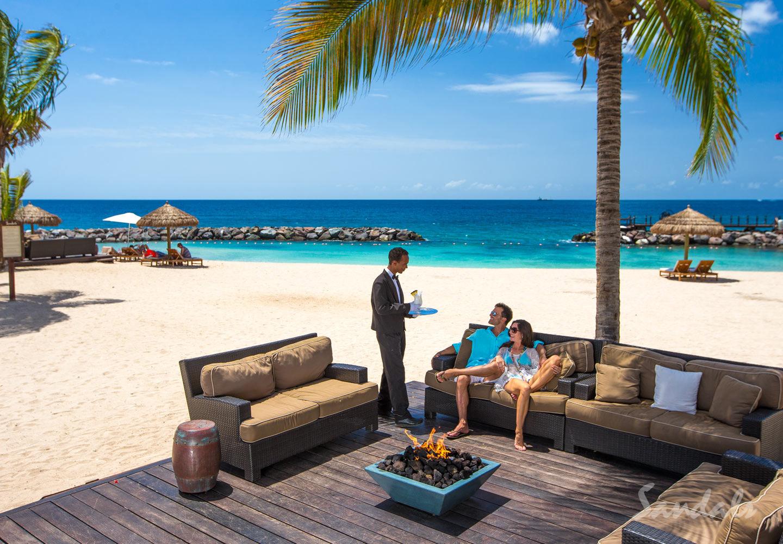 Travel Agency All-Inclusive Resort Sandals La Source Grenada 061