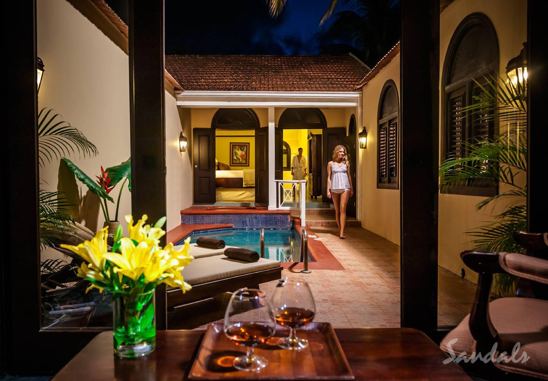 Travel Agency All-Inclusive Resort Sandals Ochi 049