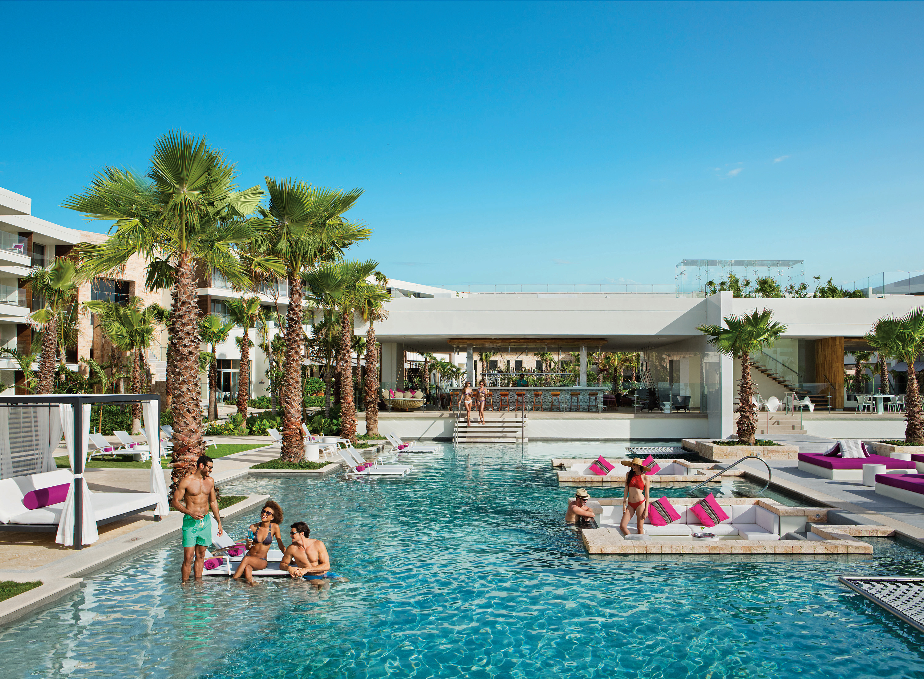 Travel Agency All-Inclusive Resort Breathless Riviera Cancun 52