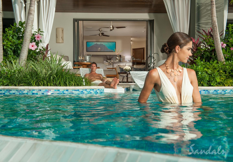 Travel Agency All-Inclusive Resort Sandals La Source Grenada 085