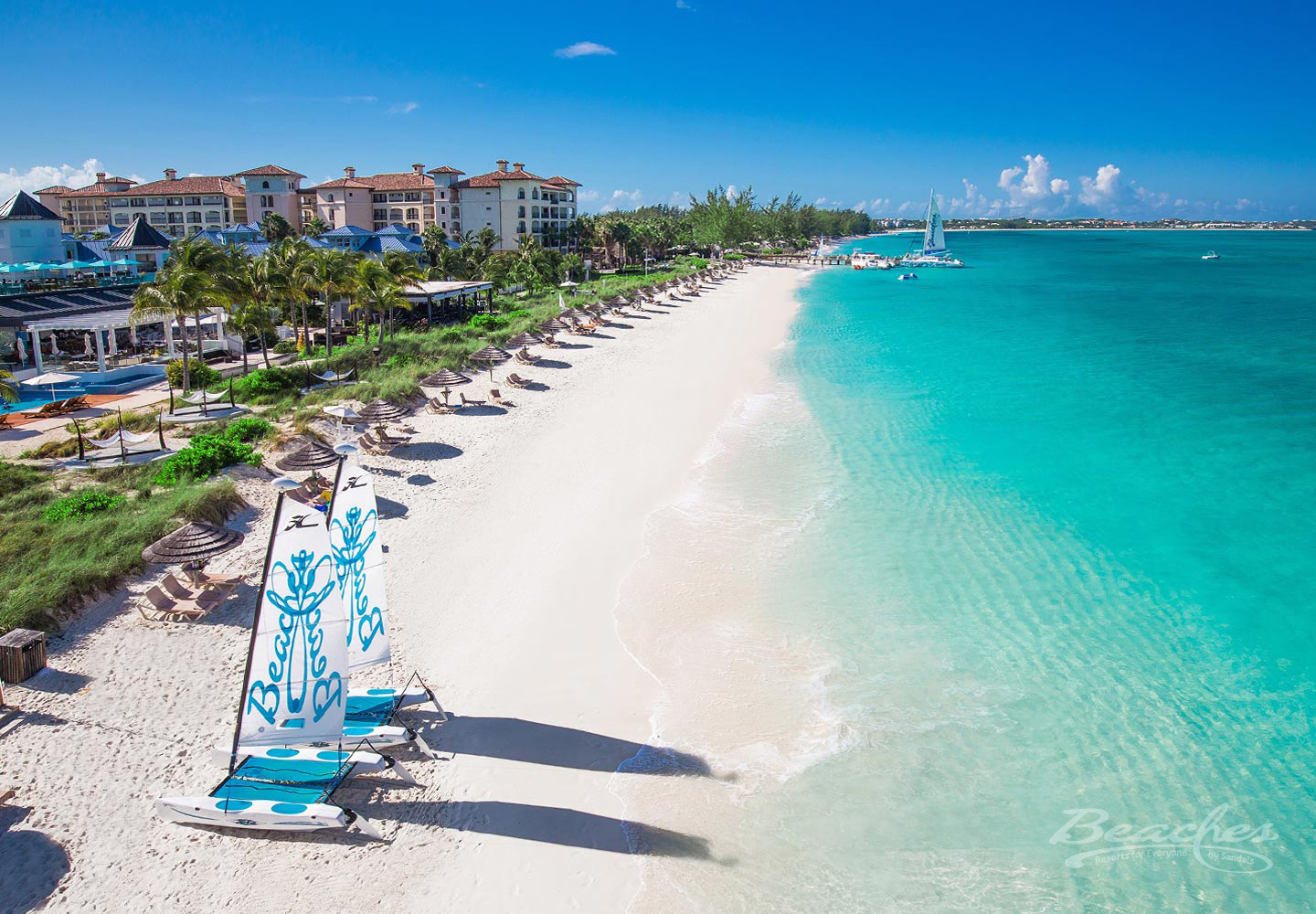Travel Agency All-Inclusive Resort Beaches Turks and Caicos 153