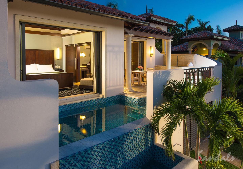 Travel Agency All-Inclusive Resort Sandals La Source Grenada 094