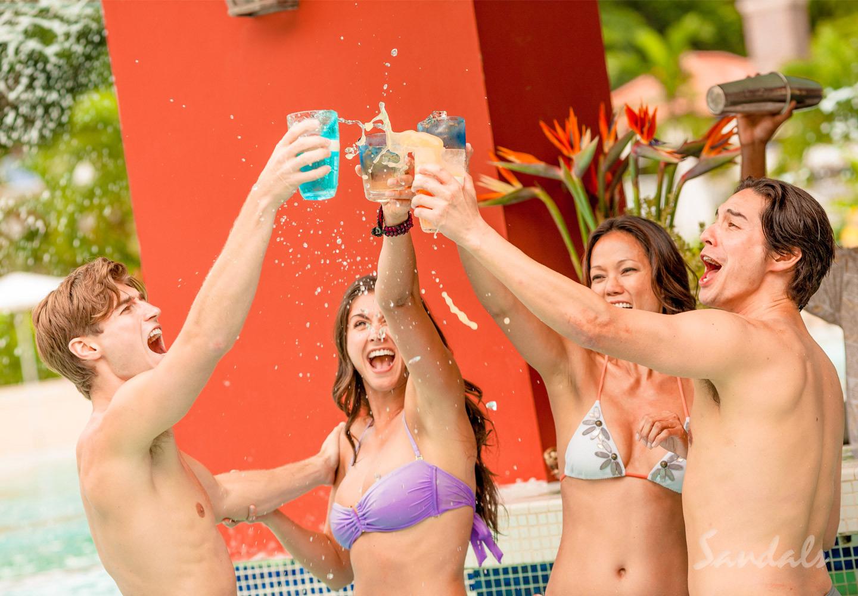 Travel Agency All-Inclusive Resort Sandals Ochi 086