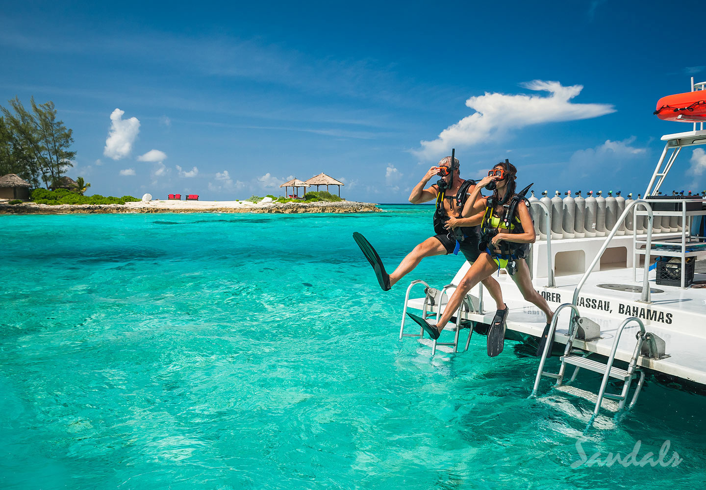 Travel Agency All-Inclusive Resort Sandals Royal Bahamian 044