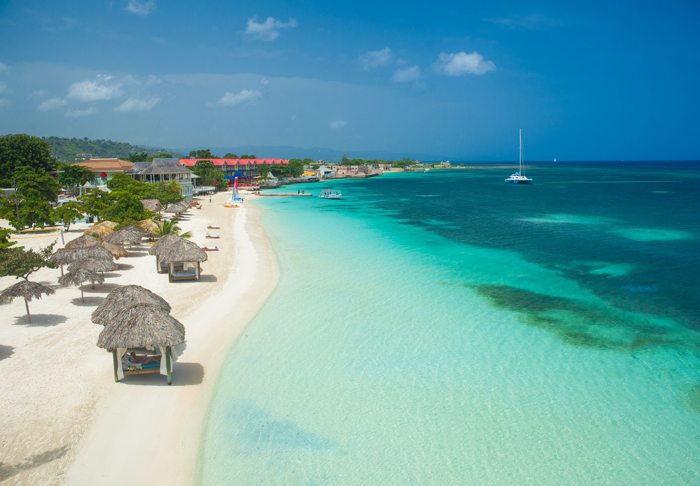 Travel Agency All-Inclusive Resort Sandals Montego Bay 002