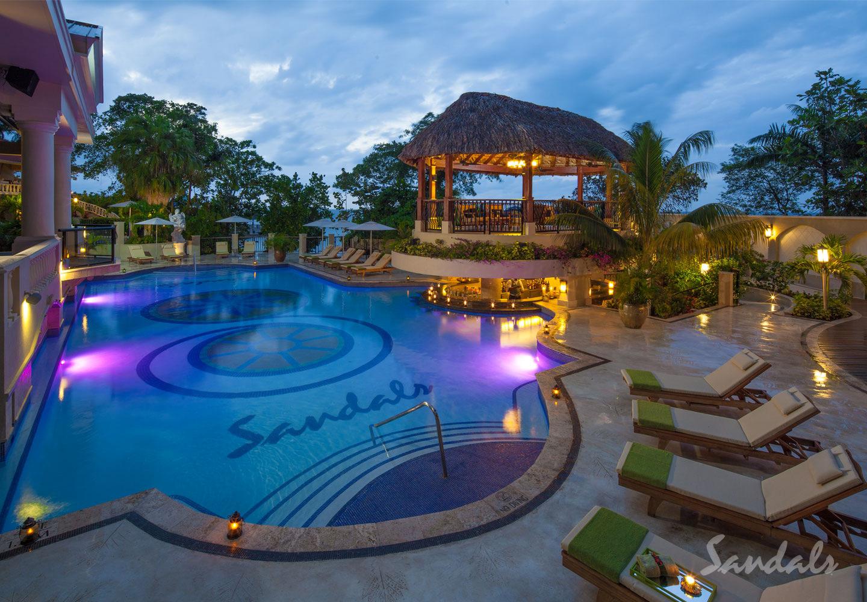 Travel Agency All-Inclusive Resort Sandals Ochi 125