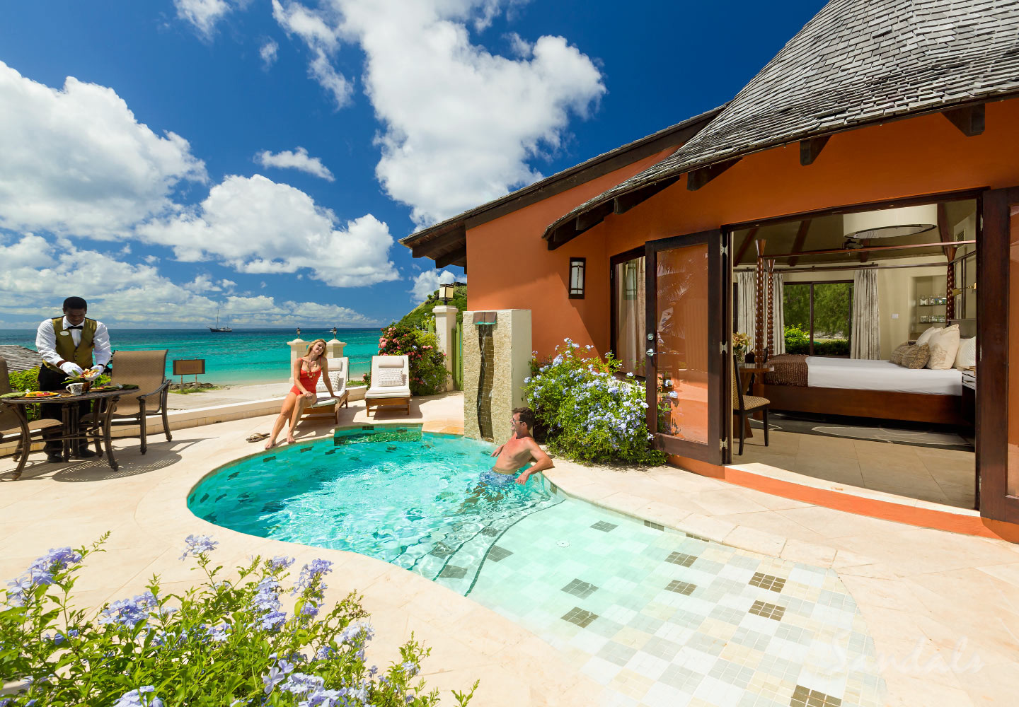 Travel Agency All-Inclusive Resort Sandals Grande St Lucian 30