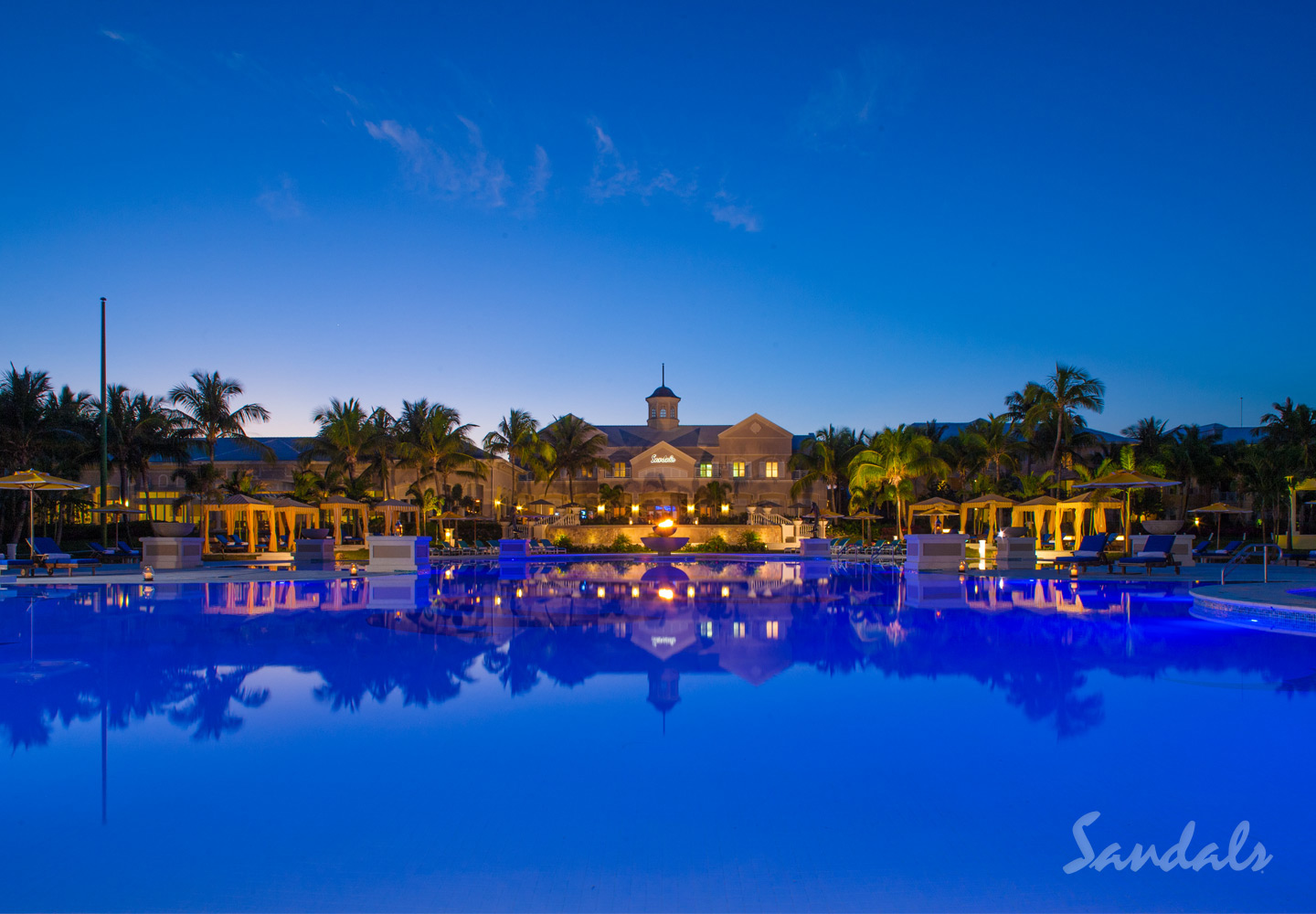 Travel Agency All-Inclusive Resort Sandals Emerald Bay 094