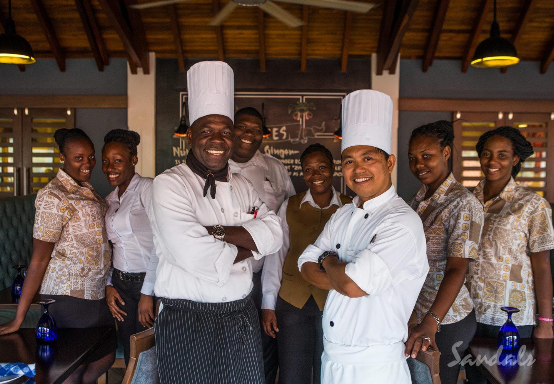 Travel Agency All-Inclusive Resort Sandals La Source Grenada 119