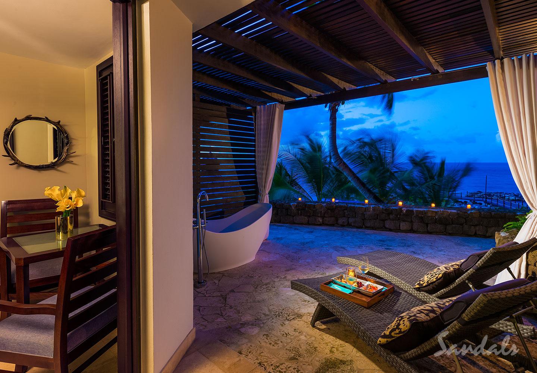 Travel Agency All-Inclusive Resort Sandals La Source Grenada 020