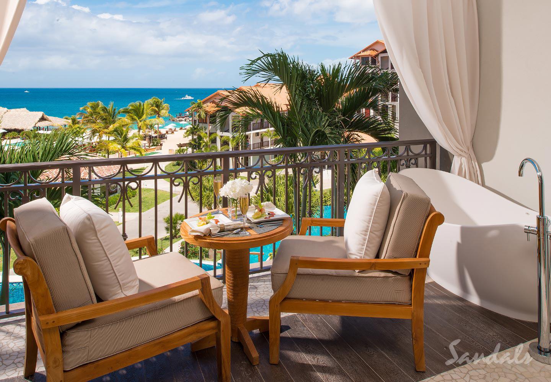 Travel Agency All-Inclusive Resort Sandals La Source Grenada 135