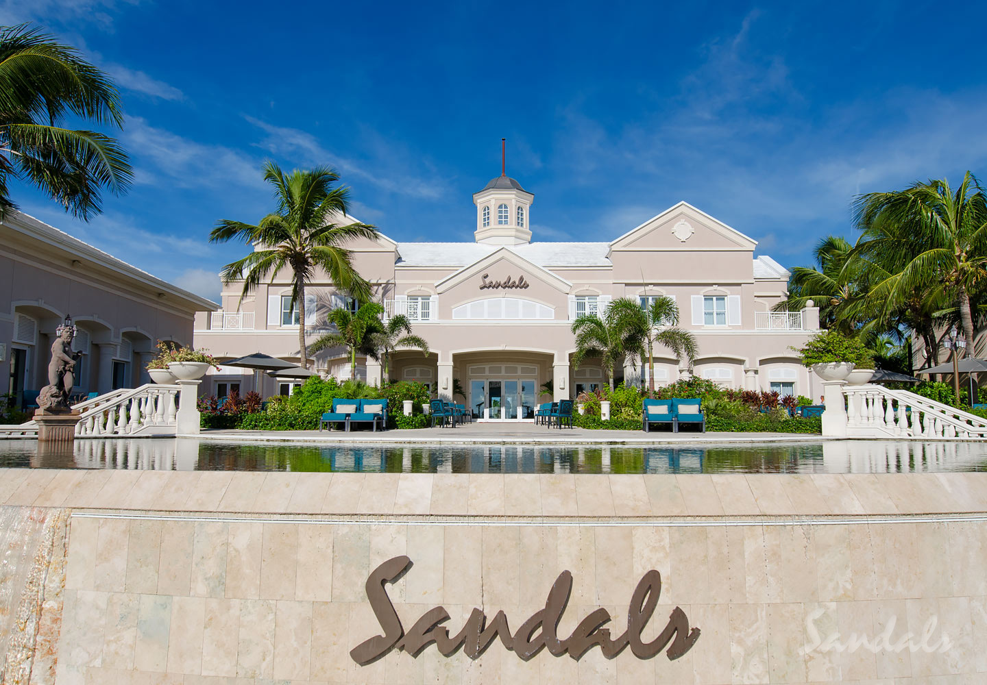 Travel Agency All-Inclusive Resort Sandals Emerald Bay 058