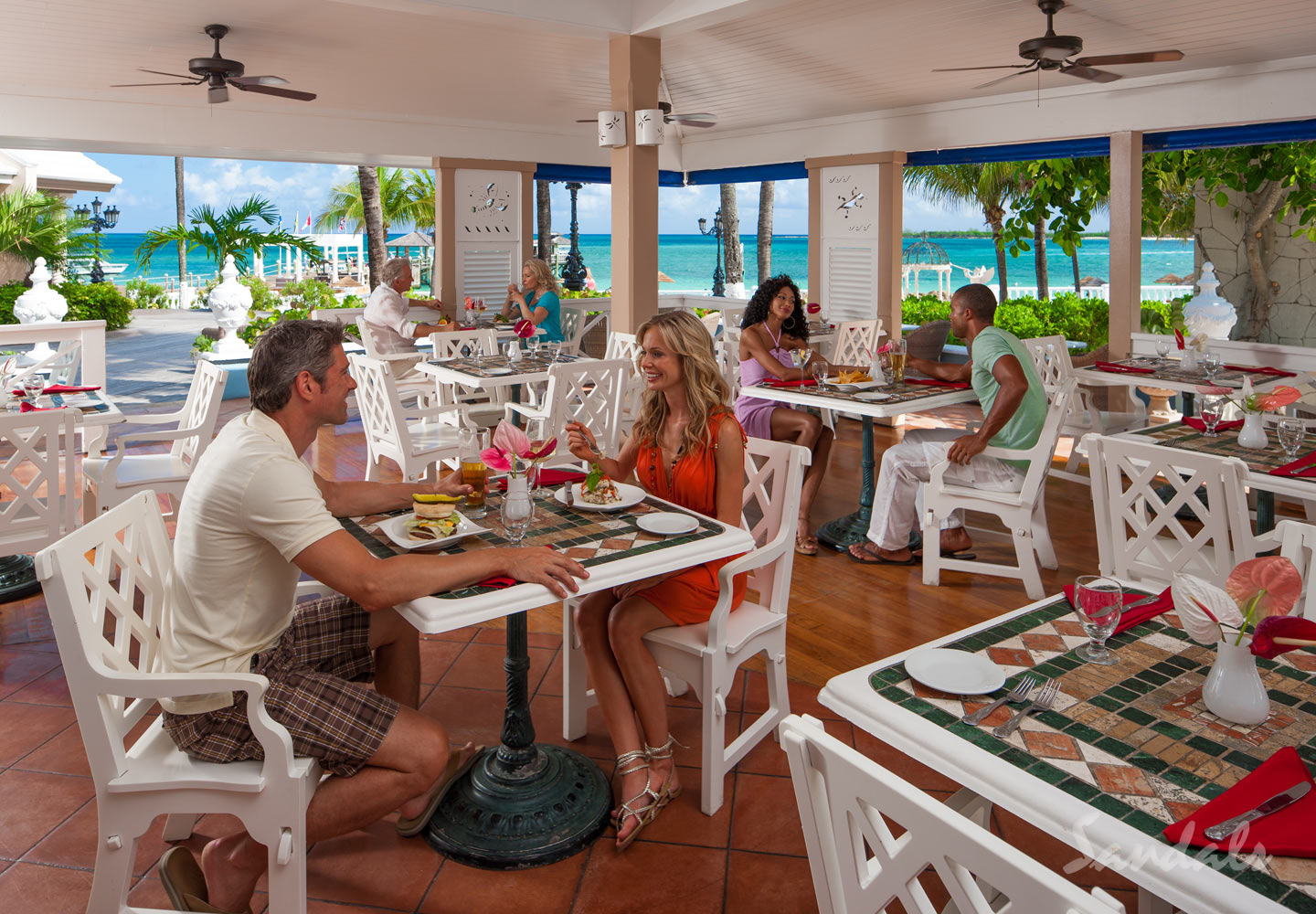 Travel Agency All-Inclusive Resort Sandals Royal Bahamian 110