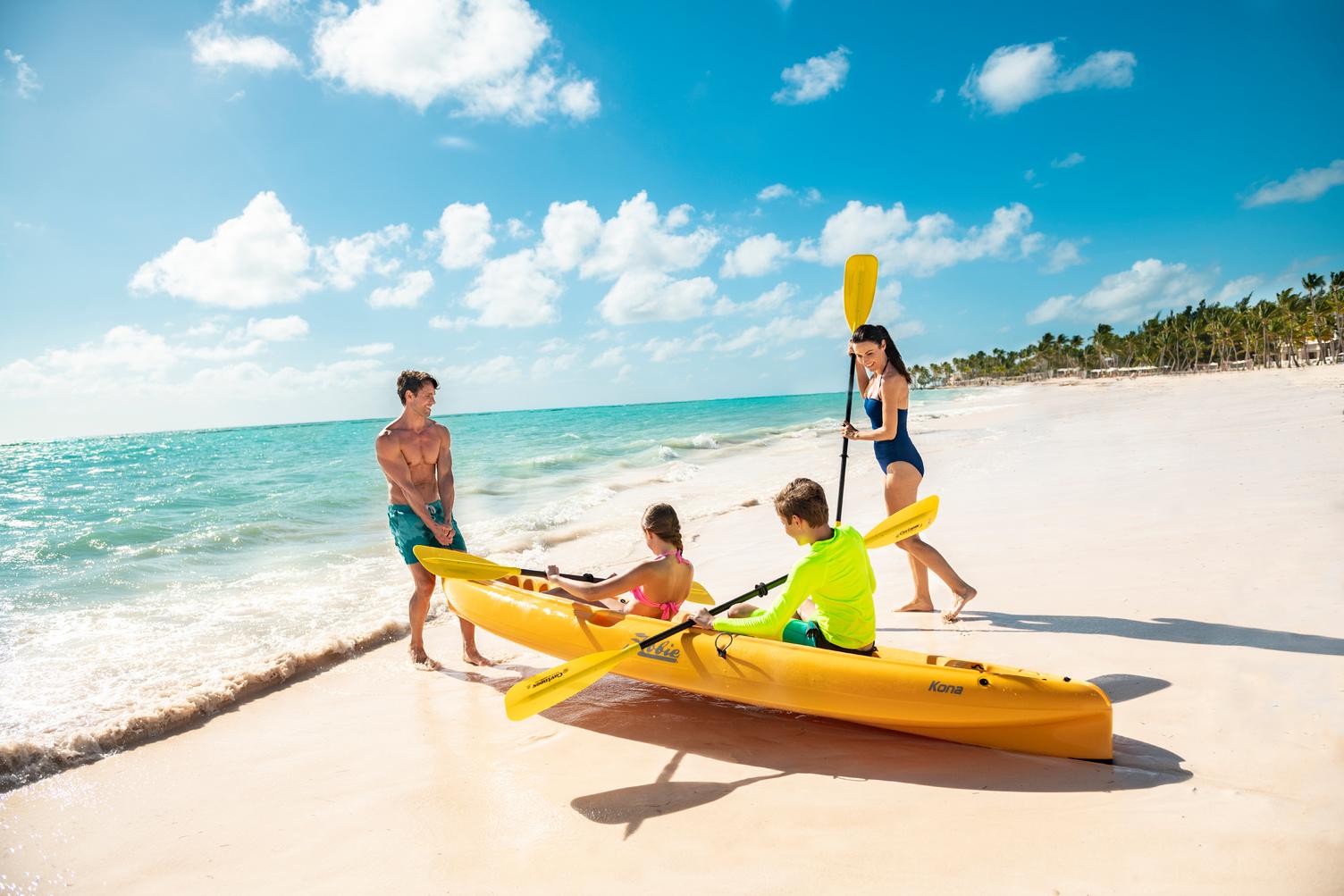 Travel Agency All-Inclusive Resort Hyatt