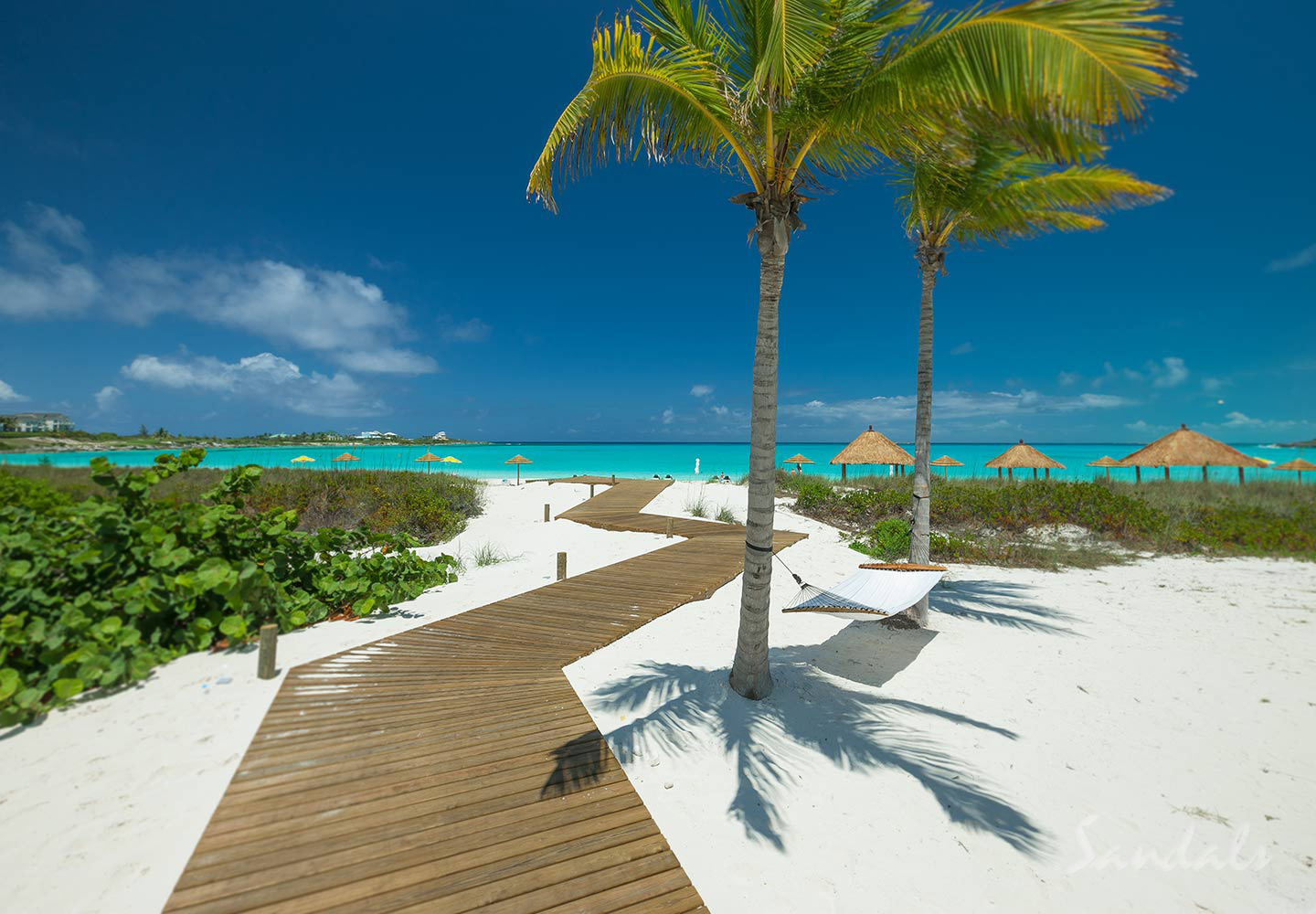 Travel Agency All-Inclusive Resort Sandals Emerald Bay 011