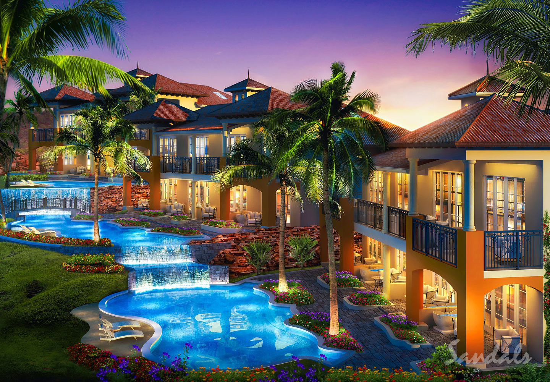 Travel Agency All-Inclusive Resort Sandals La Source Grenada 143