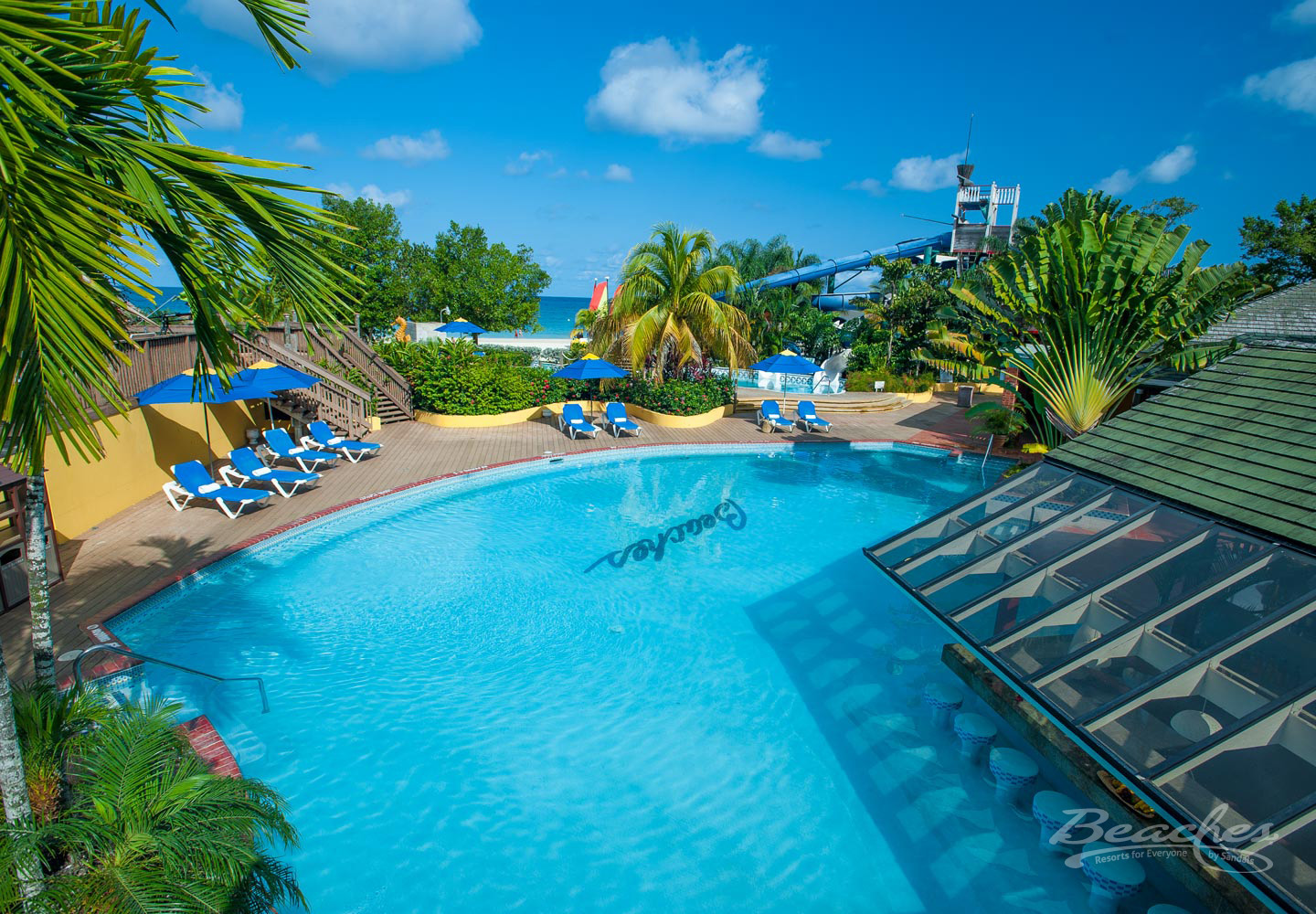Travel Agency All-Inclusive Resort Beaches Negril 045
