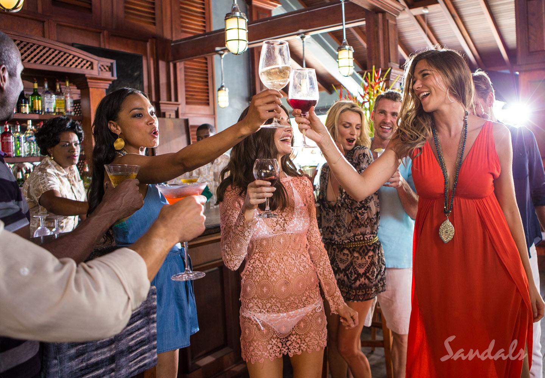 Travel Agency All-Inclusive Resort Sandals La Source Grenada 107