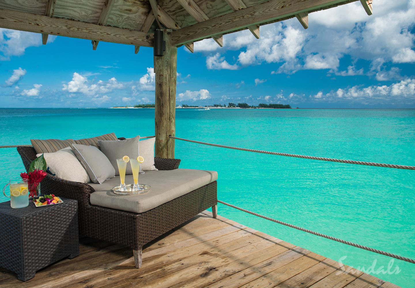 Travel Agency All-Inclusive Resort Sandals Royal Bahamian 125