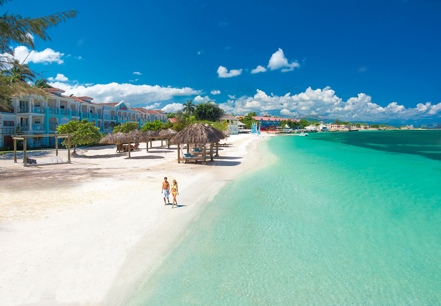 Travel Agency All-Inclusive Resort Sandals Montego Bay 001