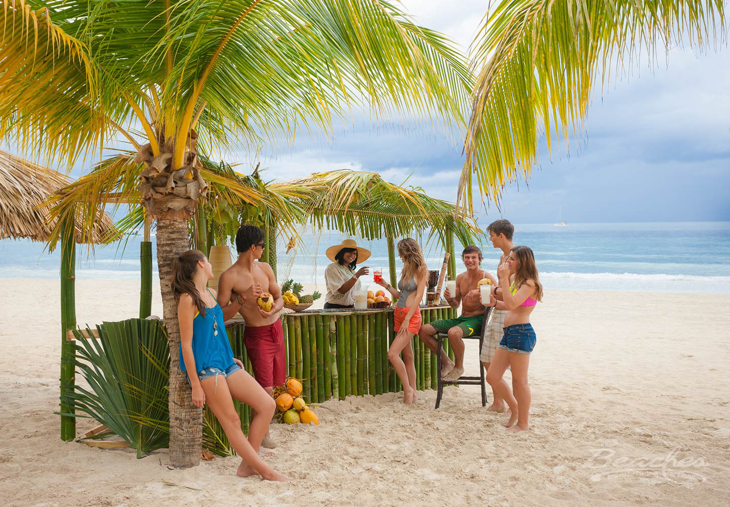 Travel Agency All-Inclusive Resort Beaches Negril 034