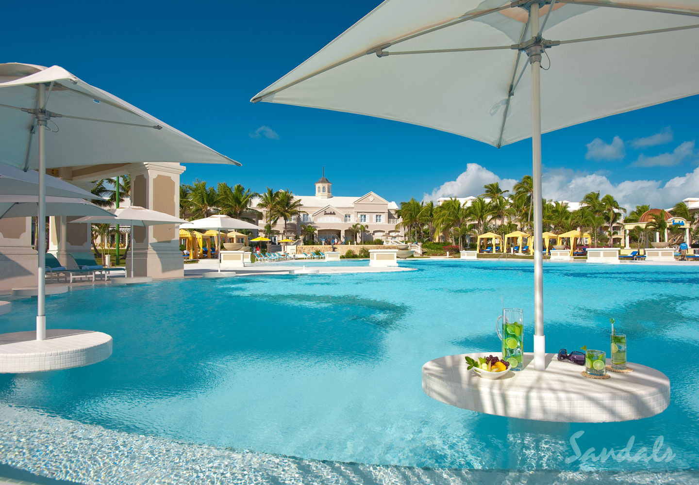 Travel Agency All-Inclusive Resort Sandals Emerald Bay 071