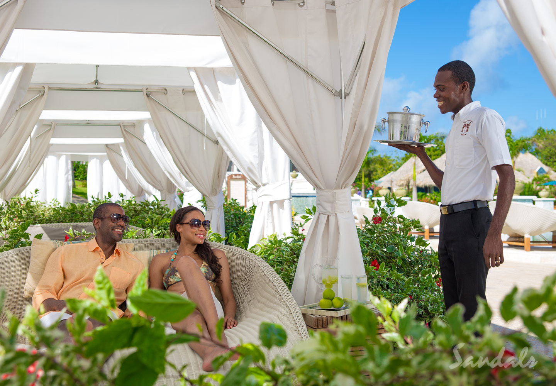 Travel Agency All-Inclusive Resort Sandals La Source Grenada 079
