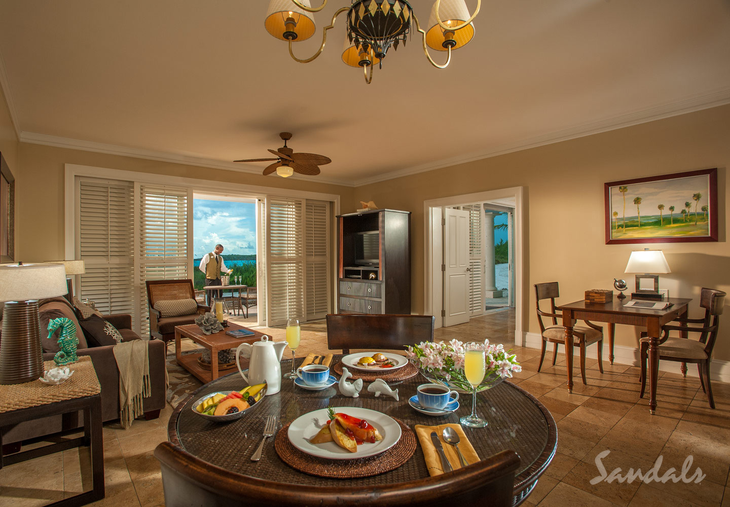 Travel Agency All-Inclusive Resort Sandals Emerald Bay 104