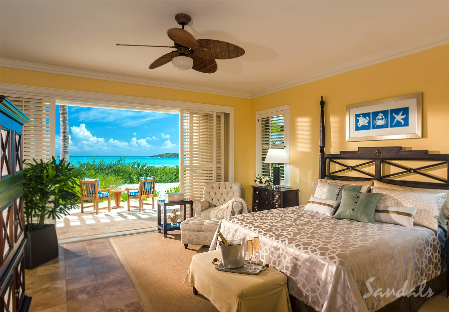 Travel Agency All-Inclusive Resort Sandals Emerald Bay 033