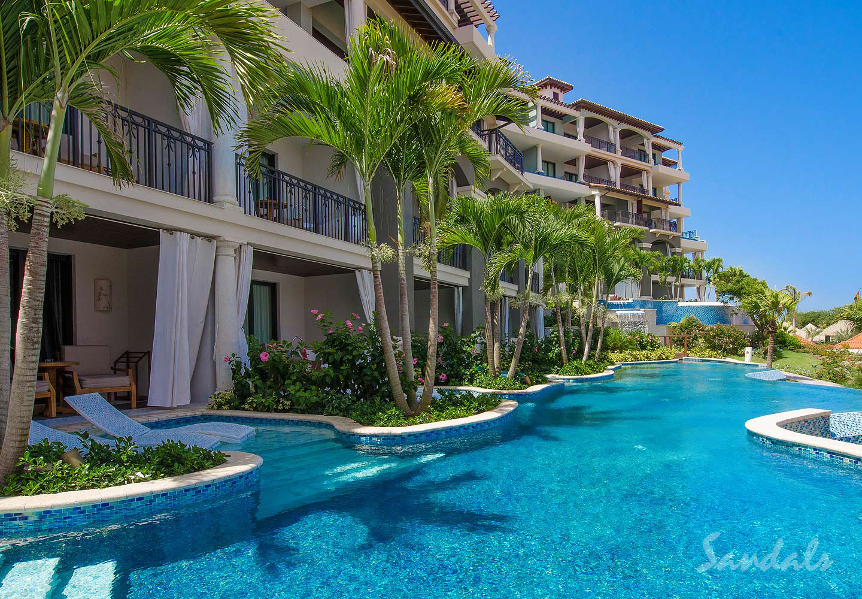 Travel Agency All-Inclusive Resort Sandals La Source Grenada 068