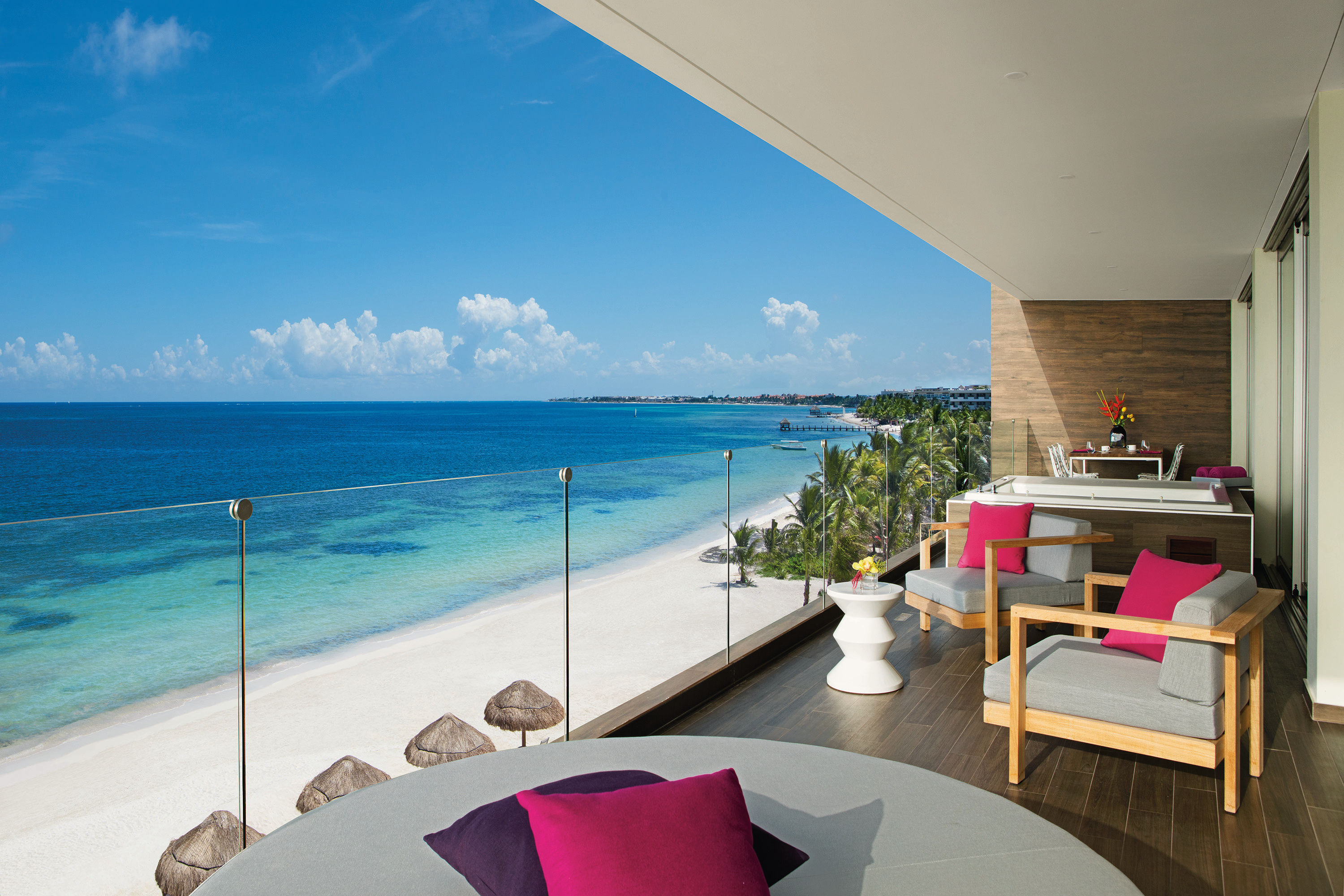 Travel Agency All-Inclusive Resort Breathless Riviera Cancun 17q