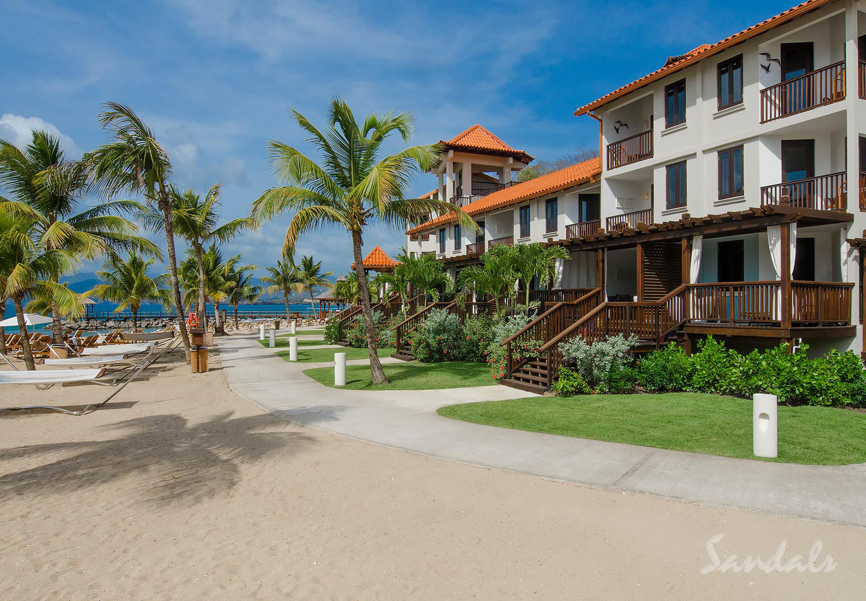 Travel Agency All-Inclusive Resort Sandals La Source Grenada 048