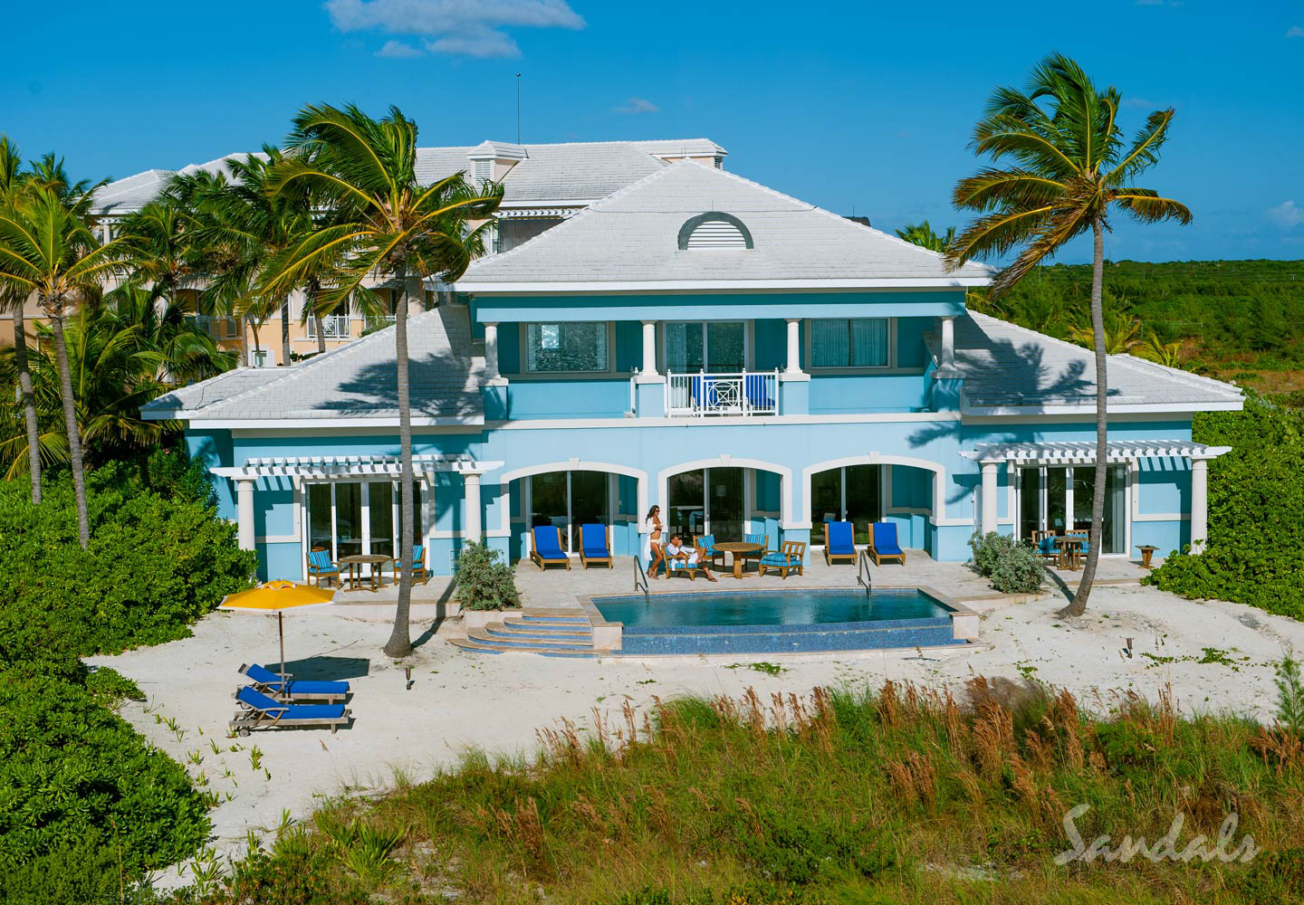 Travel Agency All-Inclusive Resort Sandals Emerald Bay 097