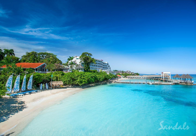 Travel Agency All-Inclusive Resort Sandals Ochi 001