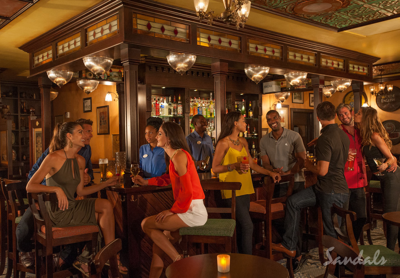 Travel Agency All-Inclusive Resort Sandals La Source Grenada 126