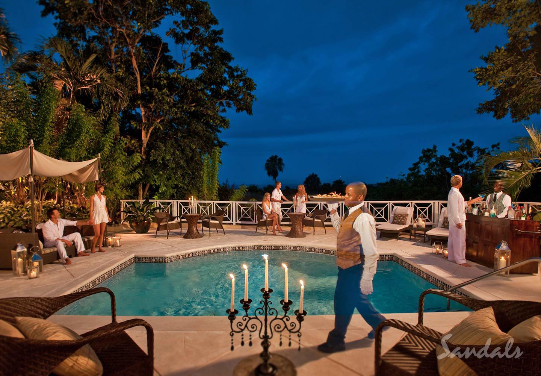 Travel Agency All-Inclusive Resort Sandals Ochi 048