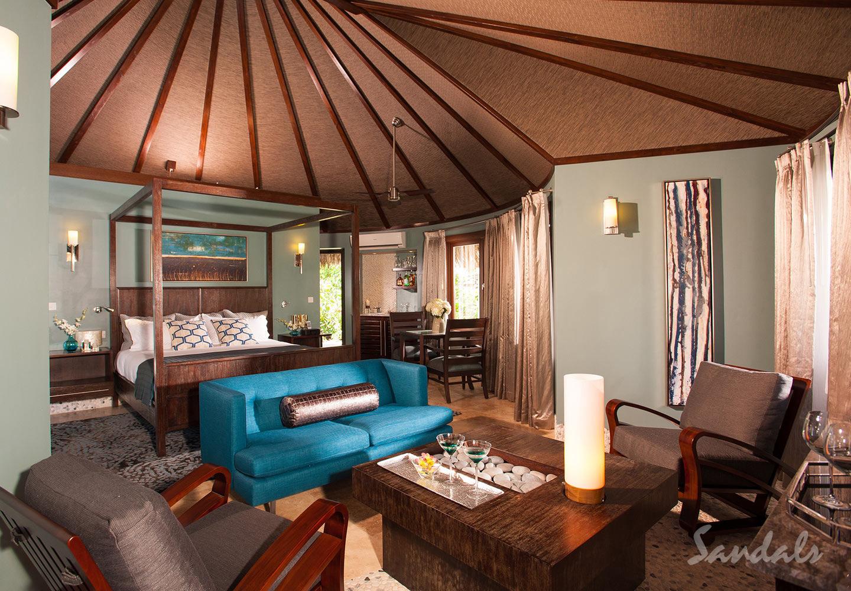 Travel Agency All-Inclusive Resort Sandals La Source Grenada 102