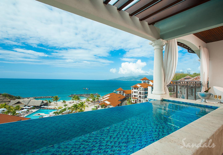 Travel Agency All-Inclusive Resort Sandals La Source Grenada 034