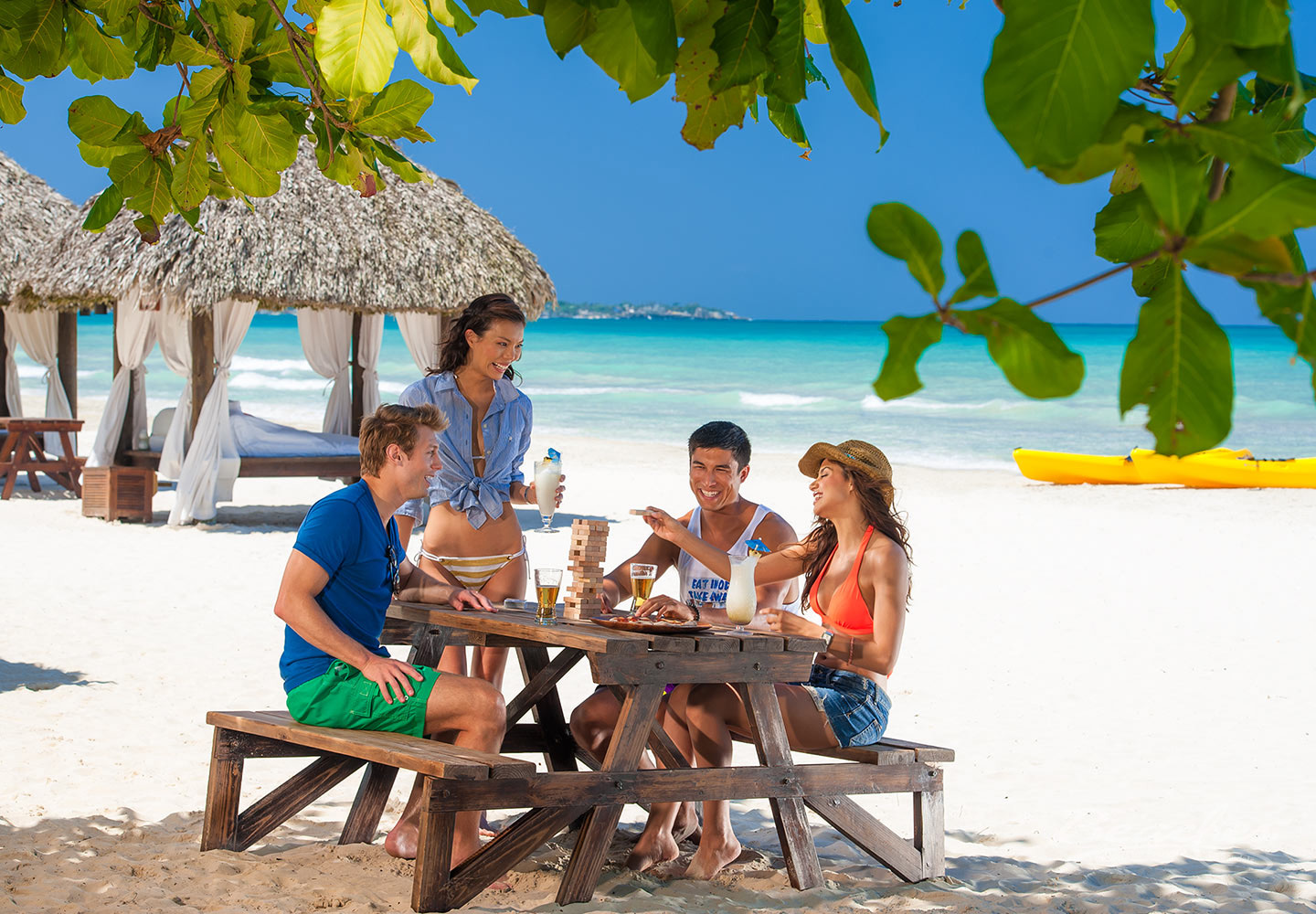 Travel Agency All-Inclusive Resort Beaches Negril 015
