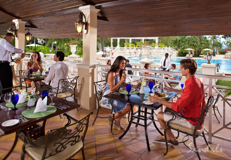 Travel Agency All-Inclusive Resort Sandals Ochi 040