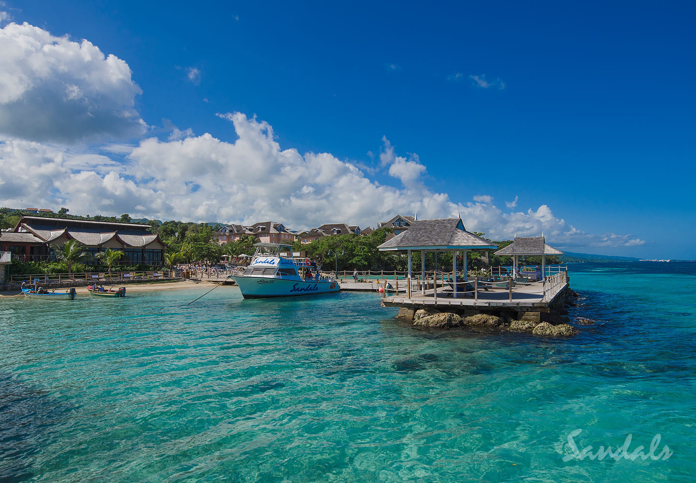Travel Agency All-Inclusive Resort Sandals Ochi 135