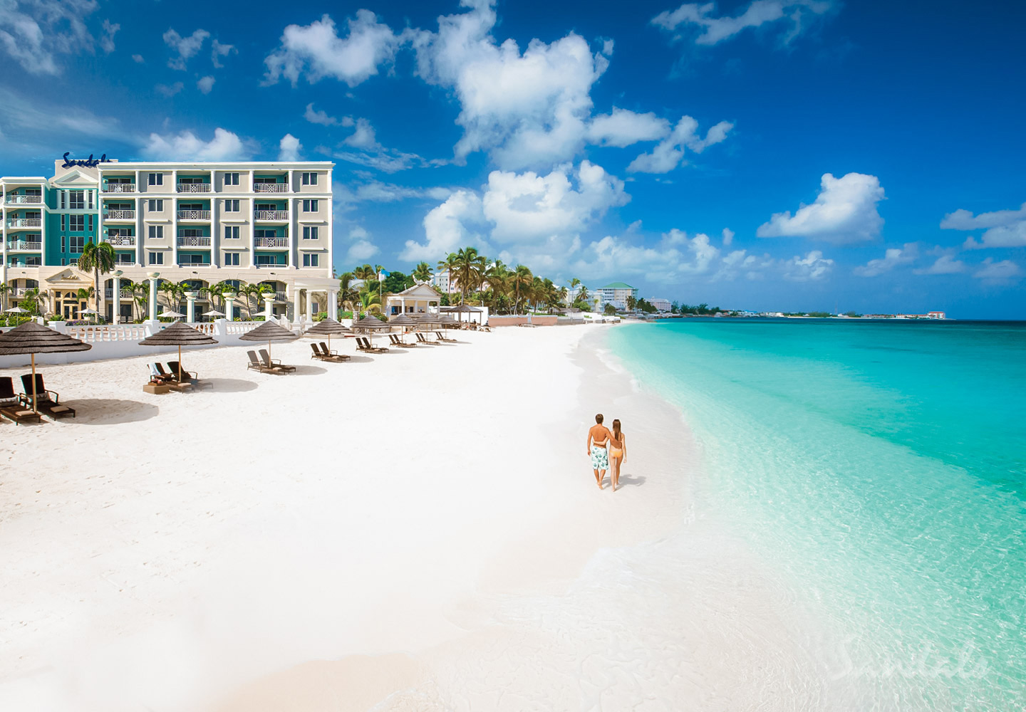 Travel Agency All-Inclusive Resort Sandals Royal Bahamian 003