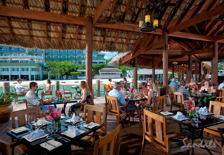 Travel Agency All-Inclusive Resort Sandals Ochi 111