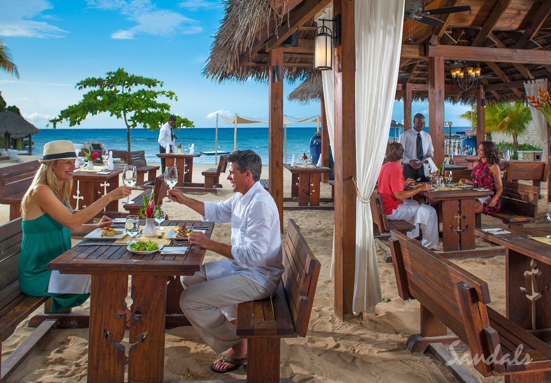 Travel Agency All-Inclusive Resort Sandals Ochi 070