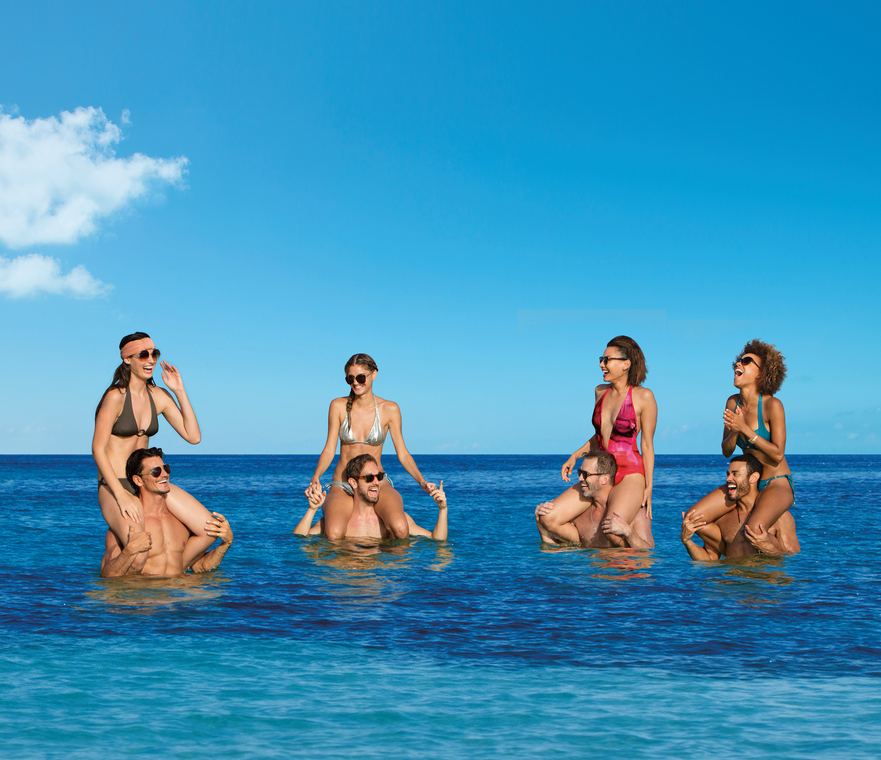 Travel Agency All-Inclusive Resort Breathless Riviera Cancun 12