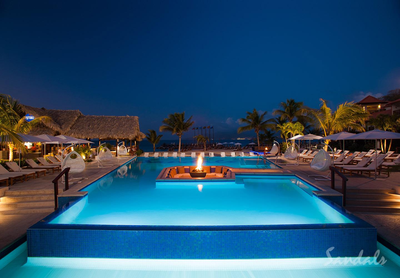 Travel Agency All-Inclusive Resort Sandals La Source Grenada 011