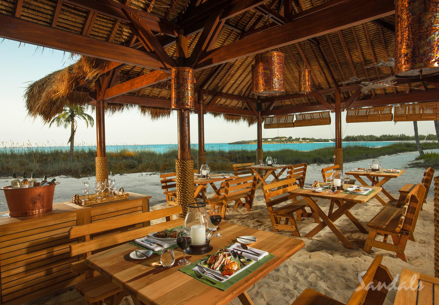 Travel Agency All-Inclusive Resort Sandals Emerald Bay 085