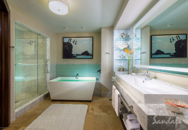 Travel Agency All-Inclusive Resort Sandals La Source Grenada 134