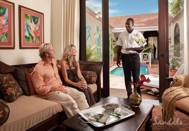 Travel Agency All-Inclusive Resort Sandals Ochi 112